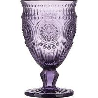 Бокал для вина D=85, H=140мм; фиолет.