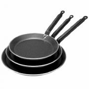 Сковорода для блинов d=26см тефл. покр.