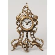 Часы мал. каштан 21х15 см.