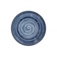 Тарелка обеденная Augusta (синий) без инд.упаковки