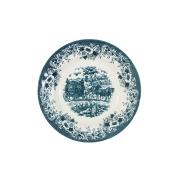 Тарелка суповая Дилижанс