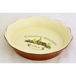 Блюдо для выпечки «Олива» 26 см