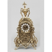 Часы с кубком «ракушка» 38х22см.