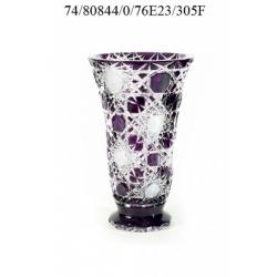 Ваза фиолетовая 305