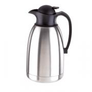 Кофейник-термос, сталь,пластик, 600мл