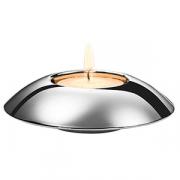 Подсвечник + свеча [2шт]; металл; D=95,H=25мм