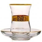 Набор для чая на 6 перс. 12 пред. «Армуда 200/20»