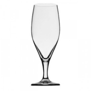 Бокал пивной «Исерлонер», хр.стекло, 400мл, D=76,H=210мм, прозр.