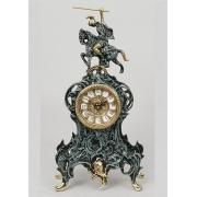 Часы «Всадник» синий 37х18 см.