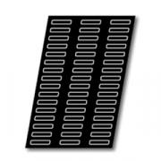 Форма конд. «Цилиндр» [48шт], H=15,L=85,B=17мм