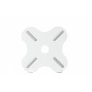 Подставка под горячее «Плюс» (Plus) Rosti Mepal 19,5 x 19,5 x 0,8см (белый)