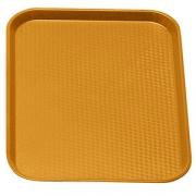 Поднос для Фаст Фуд 35*45см оранжевый