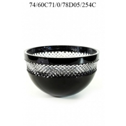 Салатник черный 254