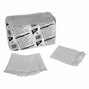 Салфетки для диспенсера 25*30см [250шт], бумага, белый