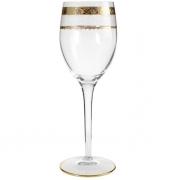 Бокал для красного вина 6 шт Одесса Голд тюльпан