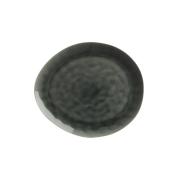 Тарелка овальная Artisan (Буря серая) без инд.упаковки