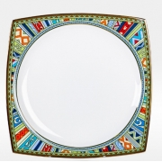 Набор закусочных тарелок «Авангард» на 6 персон