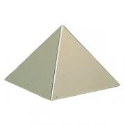 Форма конд. «Пирамида», сталь нерж., H=10,L=15см