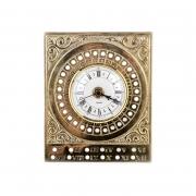Аксессуар 14х12см «Календарь с часами»