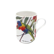 Кружка Птенцы Радужного Лори в подарочной упаковке
