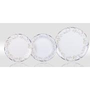 Набор тарелок «Ностальжи» на 6 персон 18 предметов