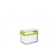 Контейнер для хранения продуктов «Стора» (Stora) Rosti Mepal 15,1 x 9,6 x 10, 5см (0,7л.) (салатовый)