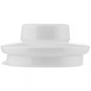 Крышка для кофейника 1л «Кашуб-хел» фарфор; белый