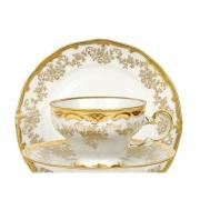 Набор чайный 210 мл. на 6 перс. 12 пред. подарочный «Кастэл»