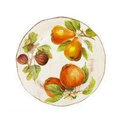 Тарелка десертная 21,5см «Фрукты»