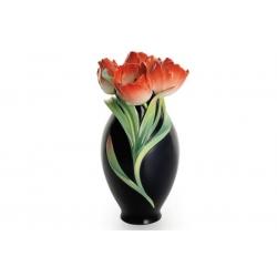 Ваза «Тюльпаны» 18 см