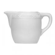 Молочник «Штутгарт», фарфор, 150мл, белый