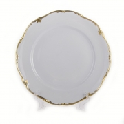 Набор тарелок 26 см. 6 шт. «Декор 6172»