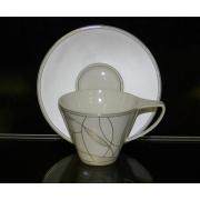 Набор 6 чайных пар 250мл «Вивиана»