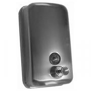Диспенсер для мыла; сталь нерж.; 800мл; H=180,L=105,B=64мм