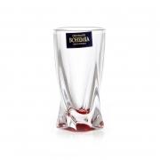 Набор стаканов 50 мл. 6 шт. «Квадро Красные»