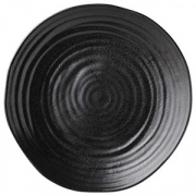 Тарелка мелкая «Трибека» D=28см; коричнев.