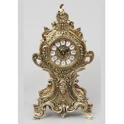 Часы мал. золотистый