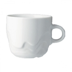 Чашка коф. «Мелодия» 110мл фарфор