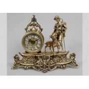Часы «Пастух» золотистый 27х35 см.