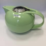 Чайник с ситечком 580мл цвет: Зеленое яблоко