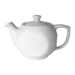 Чайник «Флэт» 400мл фарфор