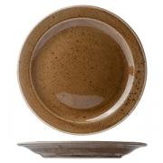 Тарелка мелкая «Кантри Стайл», фарфор, D=280,H=25мм, зелен.
