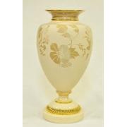 Ваза для цветов «Нефрит», керамика. Высота - 37 см