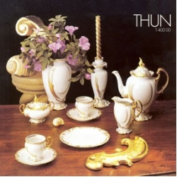 Чайный сервиз «Тун» на 6 персон 9 предметов; декор «Роспись золото»