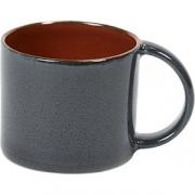 Чашка для эспрессо D=60, H=51мм; коричнев.