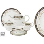Чайный сервиз Петергоф 40 предметов на 12 персон