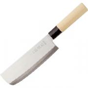 Нож кухонный «Накири» двусторонняя заточка L=29.5/16.5см