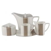 Сервиз чайный 17пр. на 6 персон «Шайн»