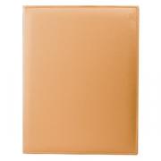 Папка-меню, кожезам., L=32,B=25см, желт.