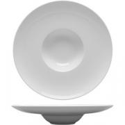 Тарелка для пасты «Солэр» D=29, H=5.5см; белый